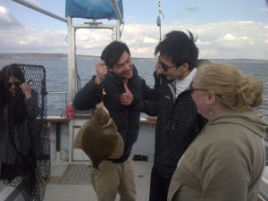Catching Plaice