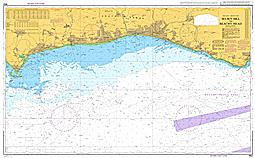 Admiralty Chart 1652 Selsey Bill to Beachy Head