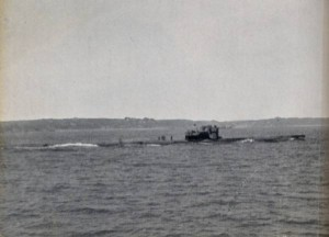U953 responsible for the sinking of the Glendinning