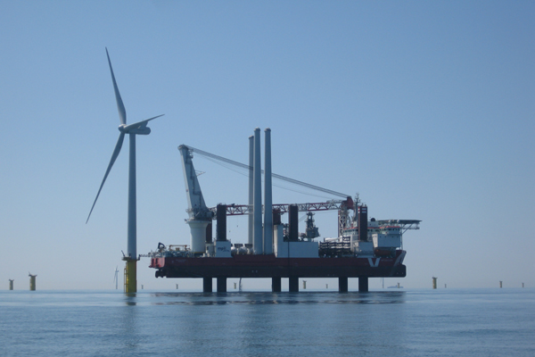 Rampion Offshore Windfarm