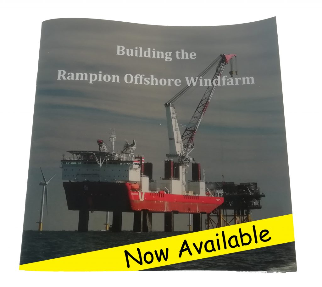 Building the Rampion Offshore Windfarm Book