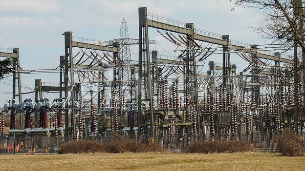 Bolney Substation